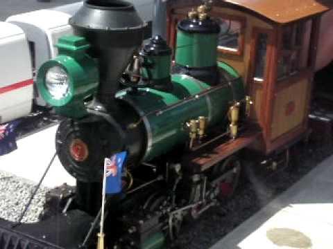 Model Engineering Display