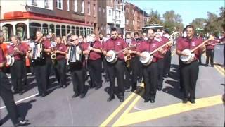 2013 QCSB Columbus Day Parade