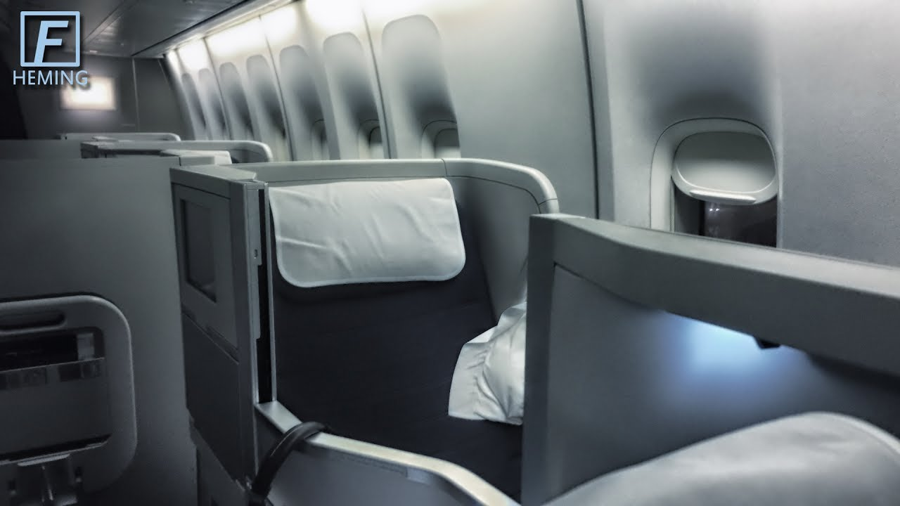 british airways business class review 747400 lhr