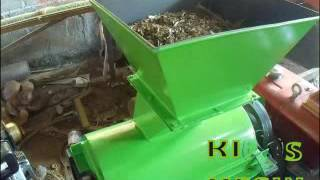 mesin penepung penghancur penggiling pelepah sawit pakan ternak