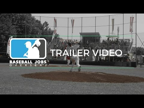 Baseball Jobs Overseas Trailer Video