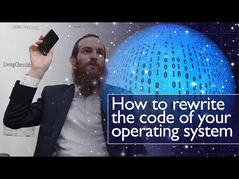 How to rewrite the code of your operating system [Rosh Hashanah]