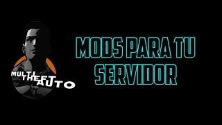 PACK DE MODS PARA TU SERVIDOR DE MTA:SA !
