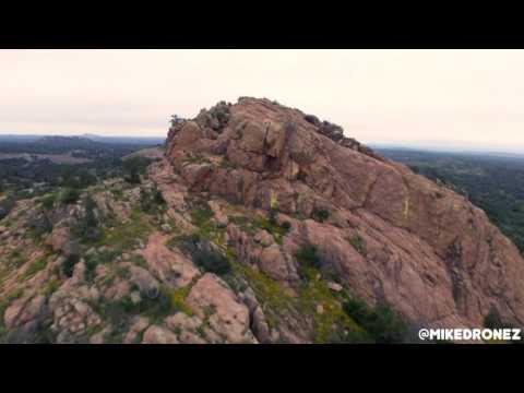 Enchanted Rock - Aerial Video