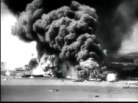76th anniversary of the attack on Pearl Harbour on December 7, 1941