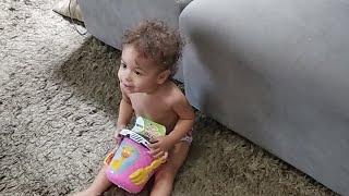 Рада Распаковка И Меряет Бразильскую Одежду Для Детей Лайв30