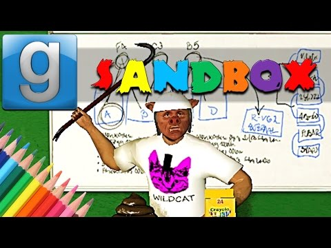 garry's-mod-sandbox-funny-moments-school-edition---show-&-tell,-field-trip,-bowling,-and-more!