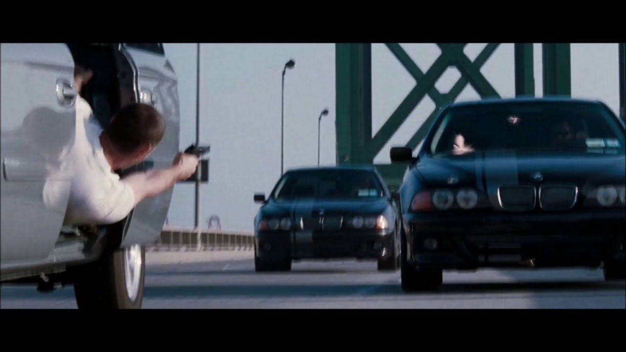 Download Mr. & Mrs. Smith - Car Chase Scene (HD)