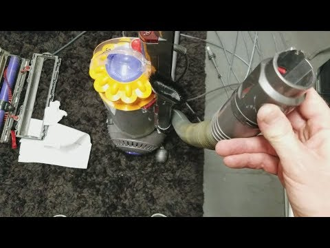 Dyson Vacuum Has No Suction FIX - How To Unclog Your Dyson Ball Vacuum!