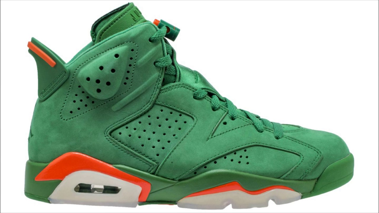 The Next 'Gatorade' Air Jordan 6 Closes Out 2017 Another chance to be like  Mike