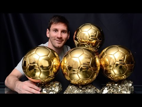 Top 10 Ballon dOr Winners