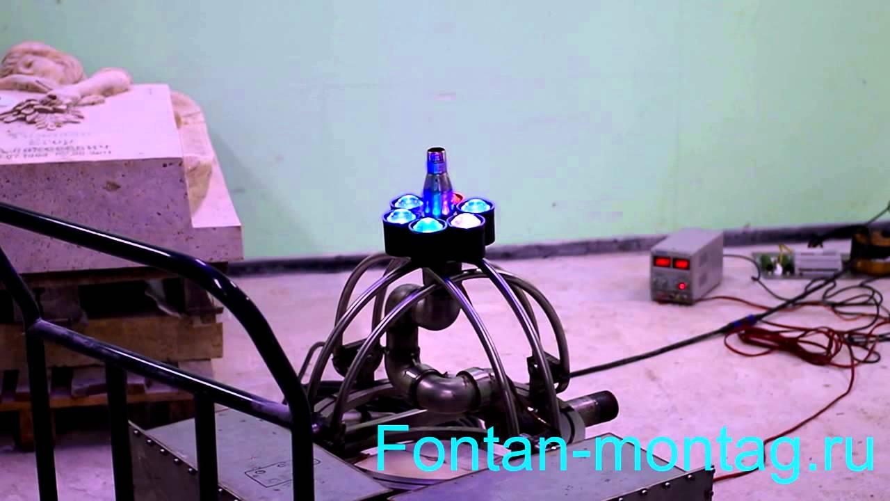 Форсунка для фонтана своими руками
