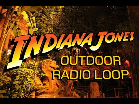 Indiana Jones Outdoor Radio Loop (Reconstruction)