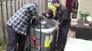 Trane Furnace and Air Conditioner Installation by A Plus Air Systems
