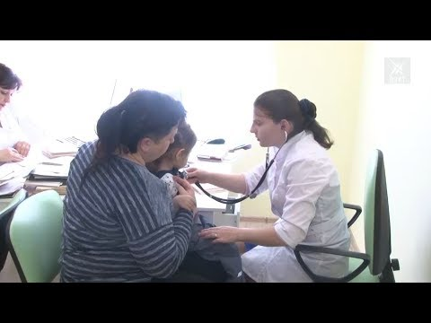 Свершилось! 17 апреля - официальное открытие детской поликлиники в Москворецком квартале