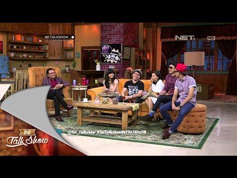 Ini Talk Show 967 Hitz FM Part 3/4 - Vincent, Putri Titian, Rizky Febian, DJ Una, Aditya Fadilla
