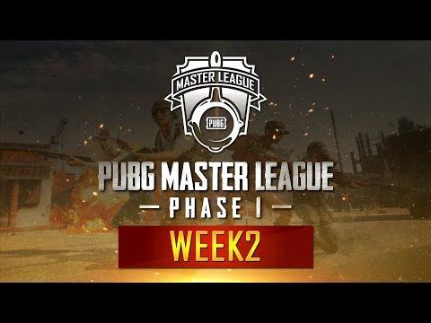 [PUBG_TW] 2019 PML Phase 1 Week 1 Day 1 - 補賽日 thumbnail