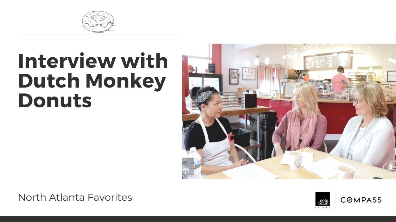 Forsyth Favorite - Dutch Monkey Donuts
