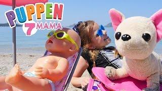 Puppen Mama - Ein schöner Tag am Meer Teil 1