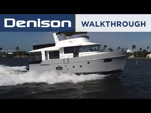 Beneteau 50 Swift Trawler [Yacht Tour]