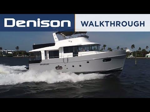 Beneteau 50 Swift Trawler [Yacht Tour]