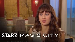 Magic City |The Women of Magic City | STARZ