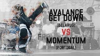 Avalanche Get Down vs Momentum - Grupa B na Warsaw Challenge 2018