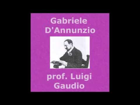 La sera fiesolana di Gabriele D'Annunzio commentata in Quinta B