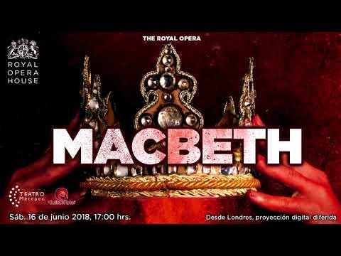 Macbeth, The Royal Opera