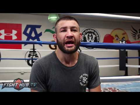 Chris Van Heerden gives McGregor respect & props for performance over Mayweather