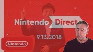 The Nintendo Directo in a nutshell