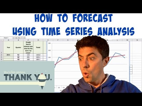 007 How to Forecast using Time Series Analysis