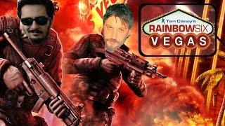 Operasyon Takla | Rainbow Six Vegas Türkçe Multiplayer | Bölüm 1