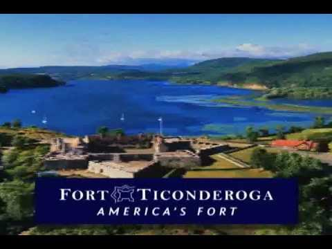 Visiting The Adirondacks ǀ Tourist Attraction in New York - Fort Ticonderoga