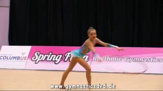 Elizabeth Kapitonova - Level 10 Junior 01 - Spring Fling Columbus 2016