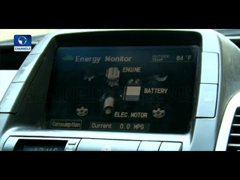 Nigerian Hybrid Car Owners Collaborate To Encourage More Use Of Clean Energy |Eco@Africa|