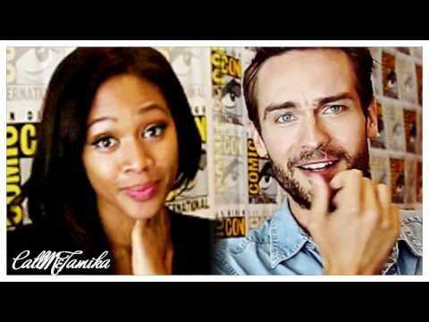 Tom Mison ღ Nicole Beharie - Steady