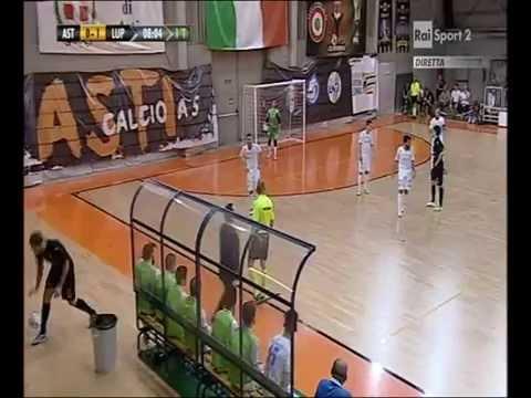 Calcio a 5 - Serie A 2014/15 - 22a Giornata - Asti vs Luparense