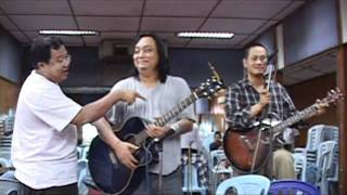 ⒾⓇⓄⓃⒸⓇⓄⓈⓈ  ⒶⒸⓄⓊⓈⓉⒾⒸⓈ: Band Rehearsal