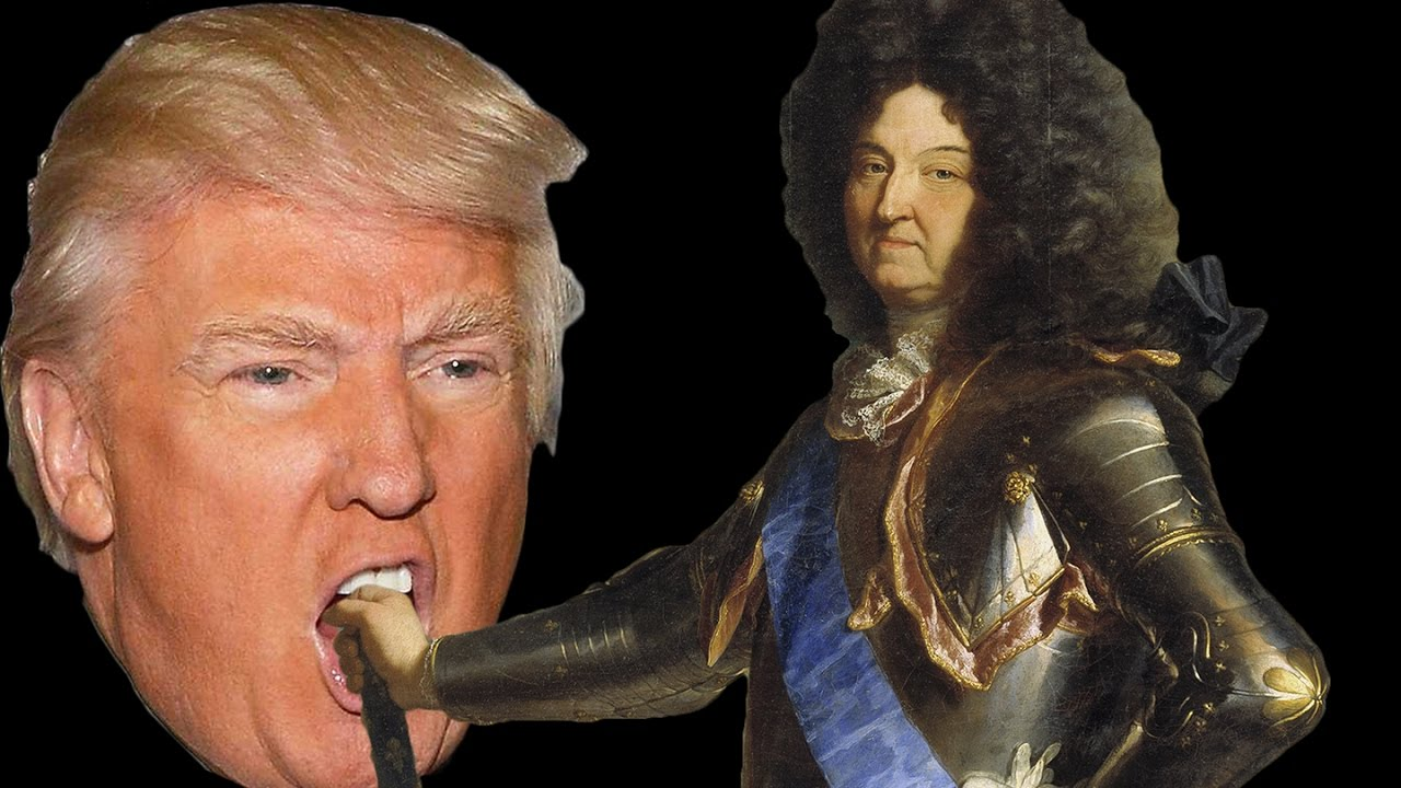 louis xiv was a dick never trump i louis xiv was a dick never trump i