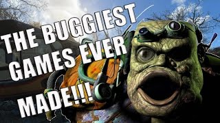 ARGH! 15 Most Buggiest Games That Were Almost Unplayable
