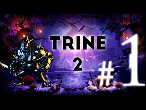 Iggy and Mat Moo Plays Trine 2 [P1] - Such an awesome game! |