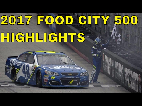 2017 Food City 500 Highlights