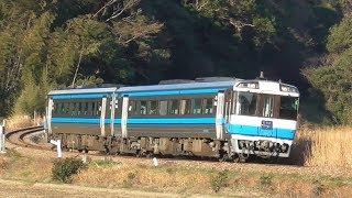 【走行動画】キハ185系 JR四国牟岐線 特急むろと・ホームエクスプレス阿南