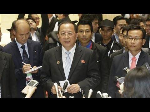 North Korea Threatens U.S. Over Sanctions
