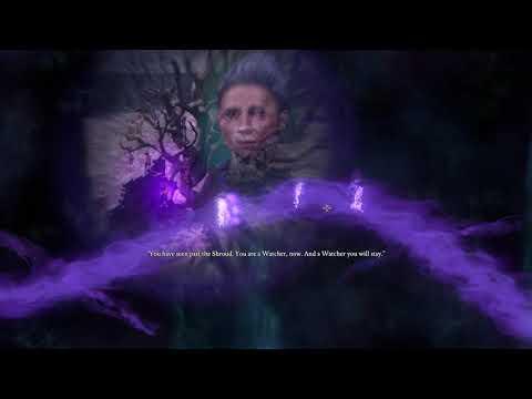 Pillars of Eternity 2 Deadfire, pc game, intro cinematics |