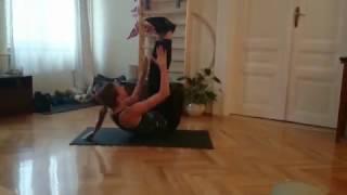 KOCKAHAS kardió-erősítő edzés Rajnai Kingával
