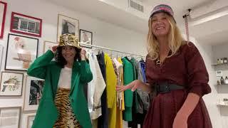 Модные тенденции с Джулией