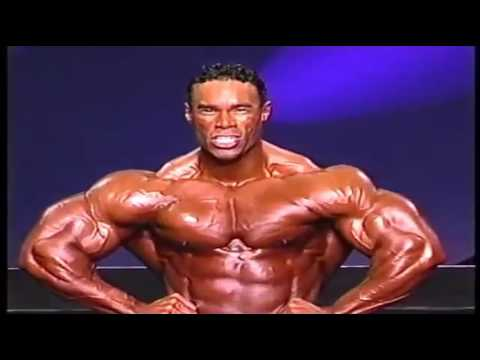 «Kevin Levrone Mr.Olympia 2002»