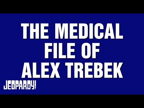 The Medical File of Alex Trebek | JEOPARDY!